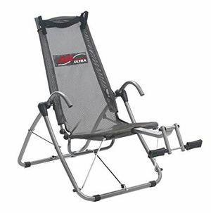 Ultra ab chair abs gym workout fitness areobics weights. for Sale in Pompano Beach, FL