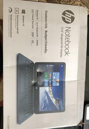 laptop hp for Sale in Ashburn, VA