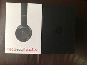 Beats solo 3 wireless for Sale in Woodbury, GA