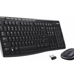 New Logitech MK270 Wireless Keyboard and Mouse Combo for Sale in Torrance, CA