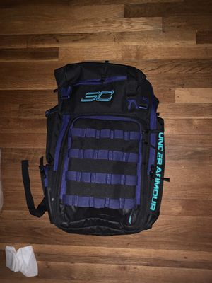 SC30 Basketball Backpack for Sale in Sterling, MA