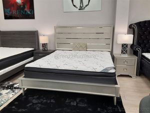 +\*/+ Queen Bed $399 / King Bed $499 Financing* Available *+* for Sale in Miami, FL