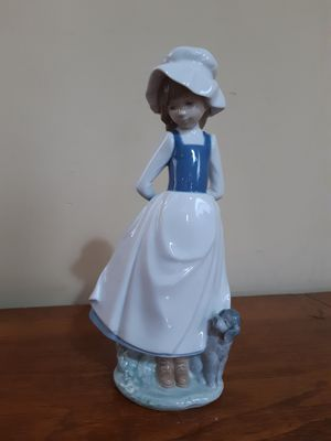 """NAO by Lladro 0397""""Cheer Me Up""""figurine for Sale in Irwindale, CA"""