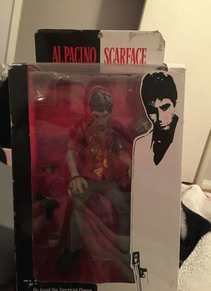 Scarface Collectible Action Figure for Sale in Stockton, CA