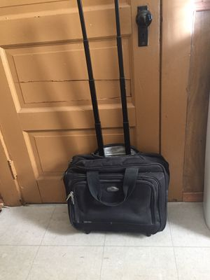 Case on wheels for storing books papers etc for Sale in Cleveland, OH