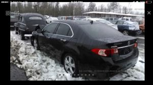 2009 Acura TSX for parts for Sale in Federal Way, WA