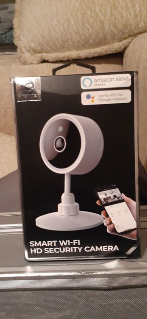 Smart wifi security camera HD for Sale in Modesto, CA