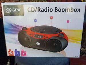 CD/Radio Boombox for Sale in Miami Lakes, FL