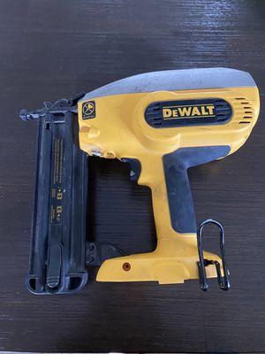 Dewalt nail gun for Sale in Aurora, CO