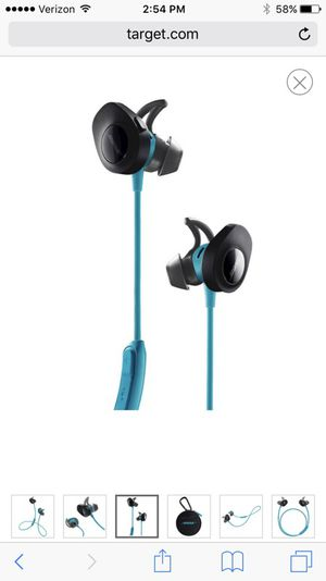Bose soundsport earbuds for Sale in Columbus, OH