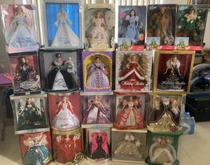 Holiday Barbie Collection for Sale in Miami, FL
