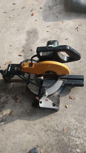Sliding chop saw for Sale in Pomona Park, FL