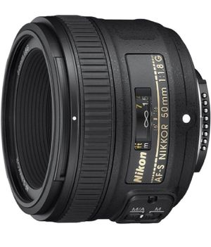 Nikon AF-S Nikkor 50mm F/1.8G for Sale in Arlington, VA