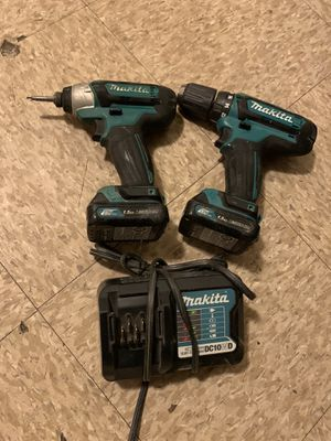 Makita drills 1.5 for Sale in Washington, DC
