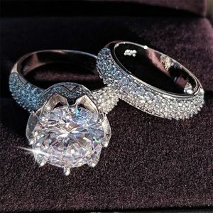925 sterling silver wedding rings for Sale in Covington, GA