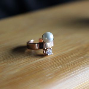 Pearl & Diamond Ear Cuffs - PAIR for Sale in Torrance, CA