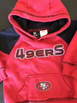 49ERS Child's 2T Hoodie for Sale in San Jose,  CA