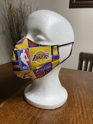 Lakers face mask for Sale in Santa Ana, CA