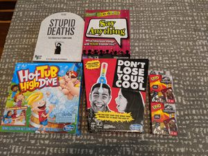 Board Game Lot New for Sale in Stafford, TX