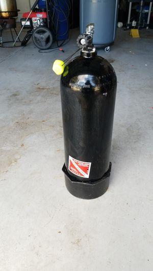 Scuba tank aluminum for Sale in Tarpon Springs, FL