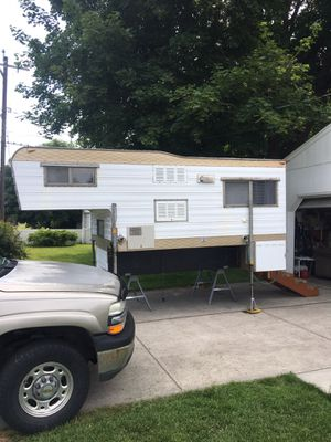 1968 Holiday Coach Cabover. for Sale in Spokane, WA