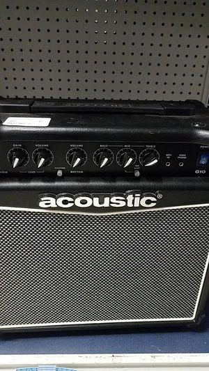 Acoustic amplifier for Sale in Houston, TX
