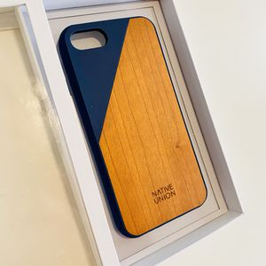 iPhone 7 Case - Native Union CLIC Wooden - BRAND NEW for Sale in Pelham, NH