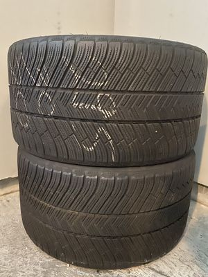 295/30/20 Michelin pilot alpine for Sale in Reynoldsburg, OH