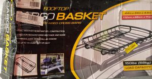 Roof cargo basket for Sale in Newton, NC