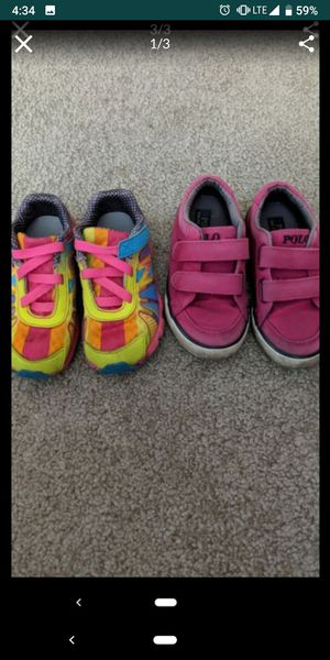 Kid shoes 9-10 for Sale in Pinellas Park, FL