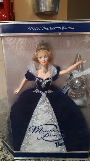 Special Millennium Edition Barbie doll for Sale in Boynton Beach, FL