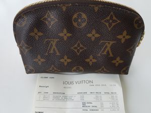 Louis Vuitton Cosmetic Bag for Sale in Huntington Beach, CA