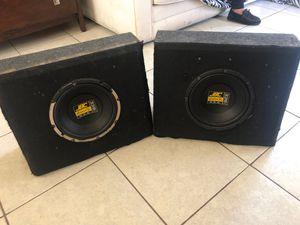Bocinas/ Speakers for Sale in Lodi, CA