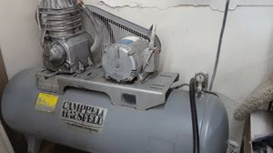 Campbell hausfeld compressor for Sale in Manteca, CA