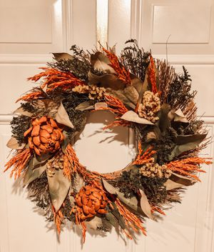 Fall wreath for Sale in Aromas, CA