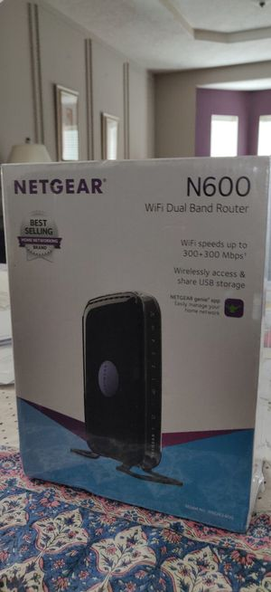 Netgear WiFi dual band router for Sale in Sugar Land, TX