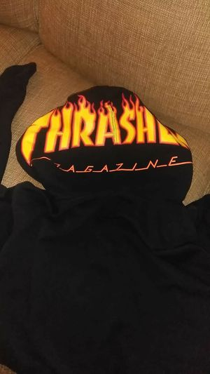 Rare Thrasher X Vans Collab Hoodie for Sale in Fort Smith, AR