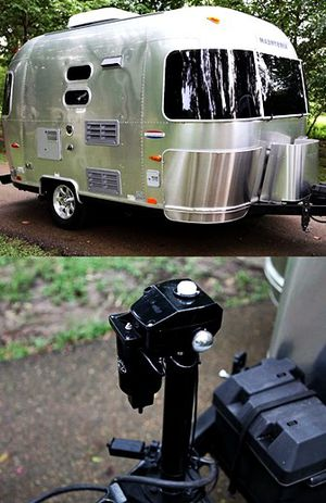 Perfect condition $1000 firm.Airstream Ocean Breeze for Sale in Fullerton, CA