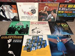 Vinyl records 30's - late 60's for Sale in Chandler, AZ