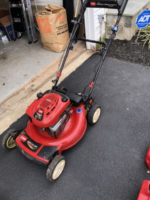 Lawn Mower, Weed Whacker, Trimmer, Leaf Blower for Sale in Sterling, VA