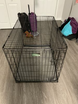 XL Dog crate for Sale in Tampa, FL
