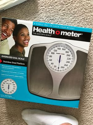 Great condition weight scale for Sale in Columbus, OH