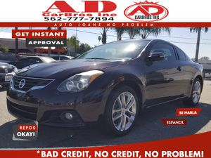 🚘11 Nissan Altima V6 SR🚘 for Sale in Whittier, CA