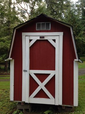 Storage Shed for Sale in Longbranch, WA