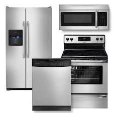 4 Piece Stainless Steel Kitchen Appliance Bundle From Frigidaire With High End Technology And Elegant Design for Sale in Orlando, FL