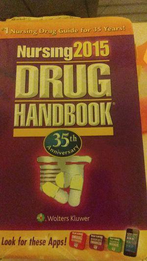 Nursing drug book for Sale in Dallas, TX