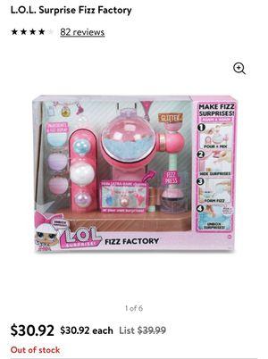 LOL Surprise Fizz Factory for Sale in Corona, CA