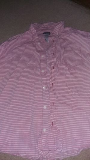 Patagonia pink and white shirt for Sale in Houston, TX