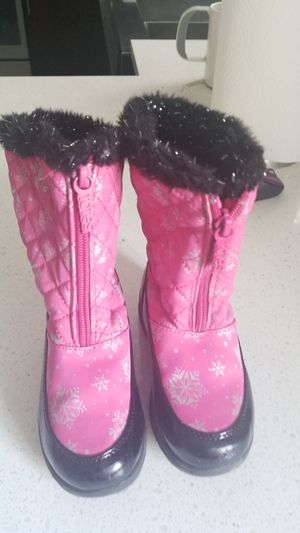 Girl winter boots for Sale in Kent, WA