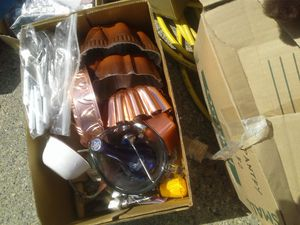 Copper baking molds for Sale in Fresno, CA